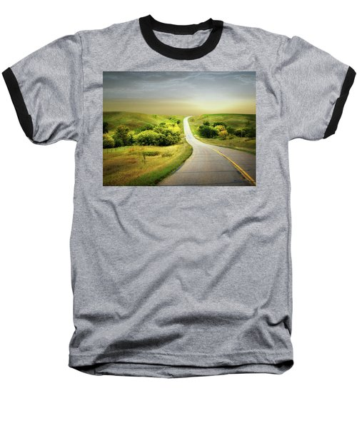 Little Valley Baseball T-Shirt