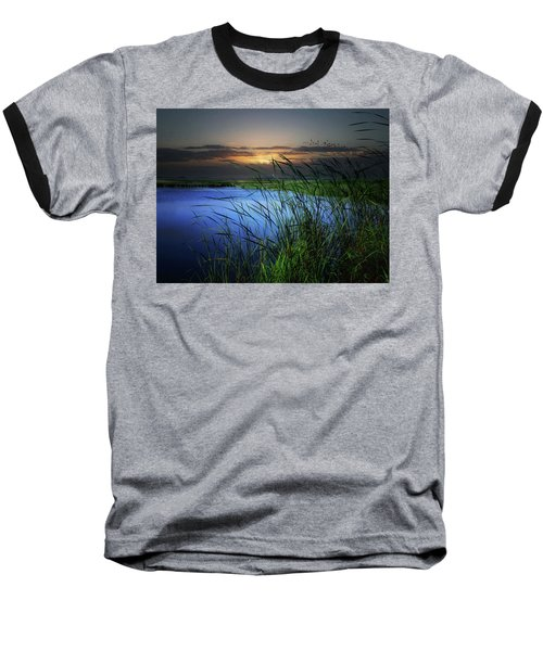Little Waters Baseball T-Shirt