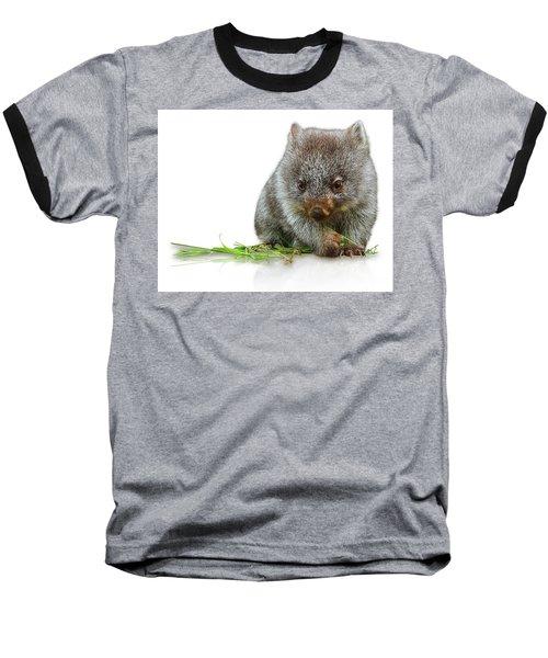 Little Wombat Baseball T-Shirt