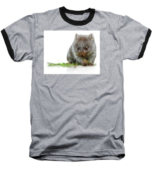 Little Wombat Baseball T-Shirt