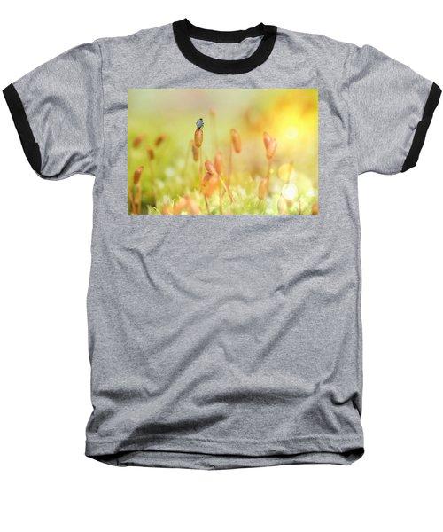 Little World Baseball T-Shirt by Nikki McInnes