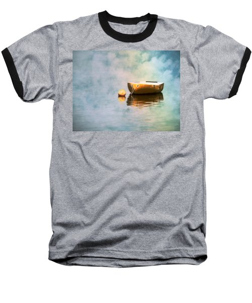 Little Yellow Boat Baseball T-Shirt