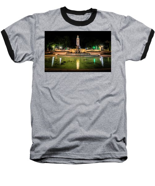 Baseball T-Shirt featuring the photograph Littlefield Gateway by David Morefield