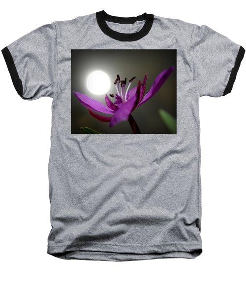 Live In The Light Baseball T-Shirt