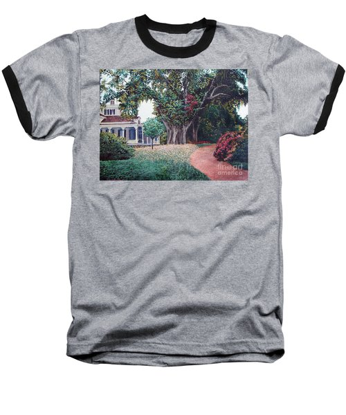 Live Oak Gardens Jefferson Island La Baseball T-Shirt