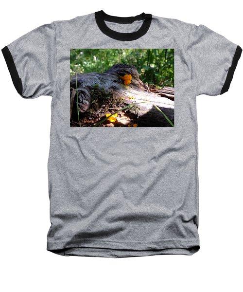 Live Sculpture Baseball T-Shirt