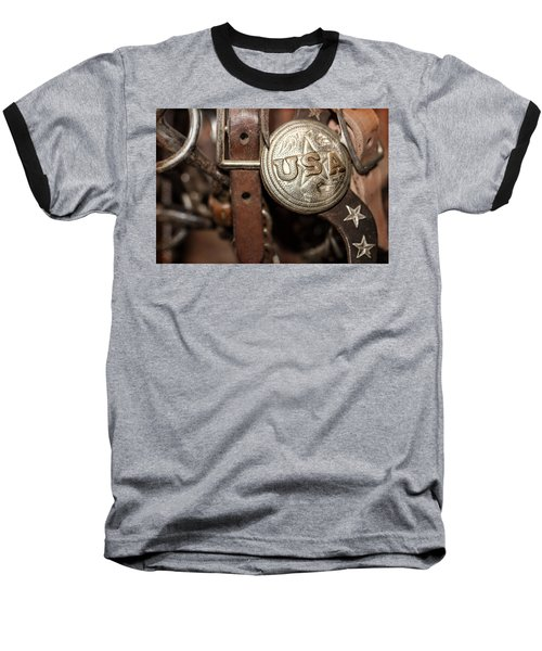 Baseball T-Shirt featuring the photograph Live The Dream by Annette Hugen