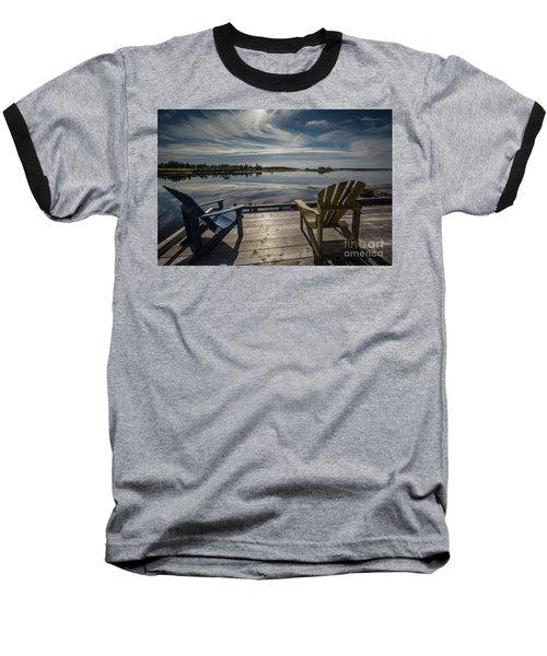 Live Your Dreams Baseball T-Shirt