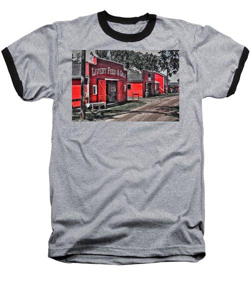 Livery Feed Baseball T-Shirt