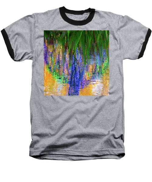Living Color Reflection Baseball T-Shirt