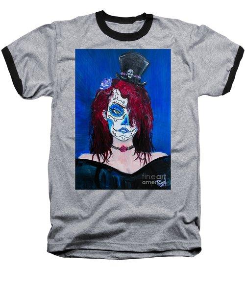 Living Dead Girl Baseball T-Shirt