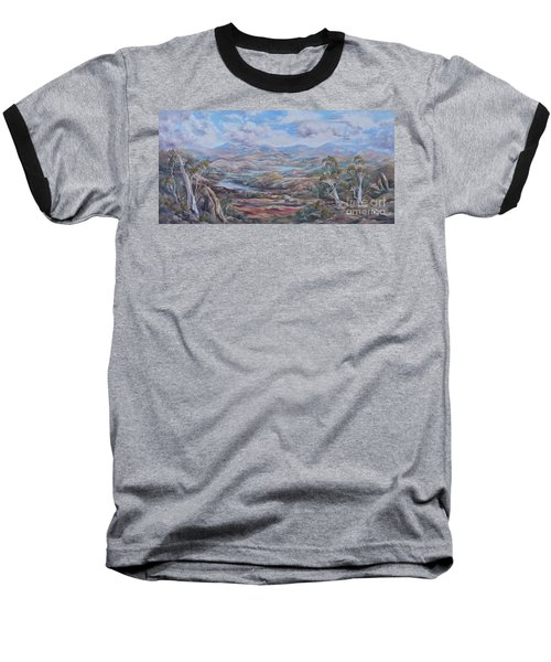 Living Desert Broken Hill Baseball T-Shirt