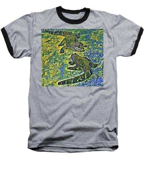 Living Fossils  Baseball T-Shirt
