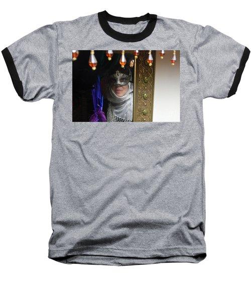 Living In New Orleans Baseball T-Shirt