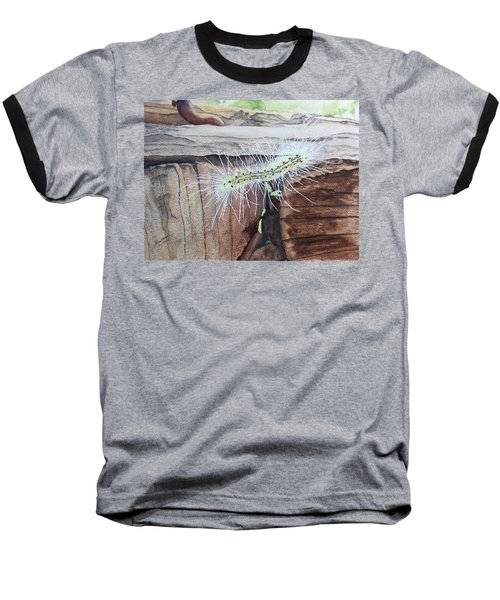 Living In The Moment - Dna Drama Baseball T-Shirt