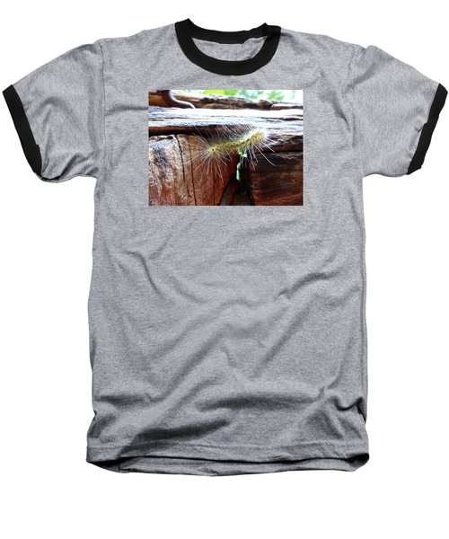 Baseball T-Shirt featuring the photograph Living In The Moment by Joel Deutsch