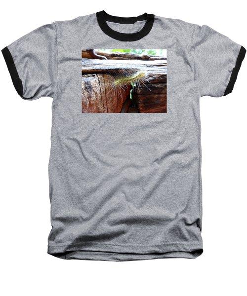 Living In The Moment Baseball T-Shirt
