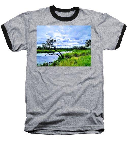 Living Low Baseball T-Shirt