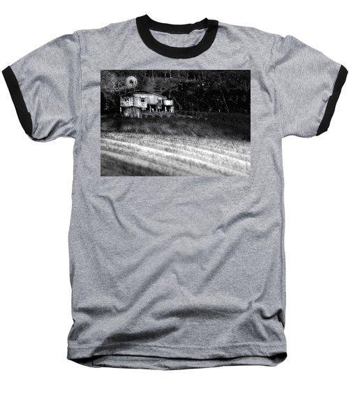 Living On The Land Baseball T-Shirt