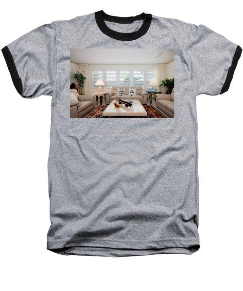 Living Room Baseball T-Shirt