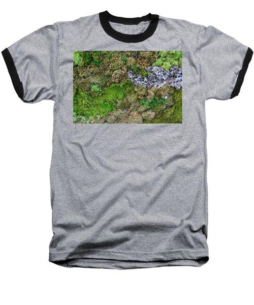 Living Wall Part One Baseball T-Shirt
