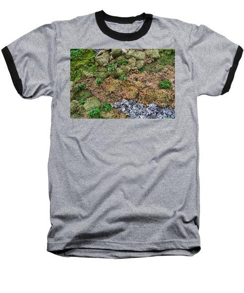 Living Wall Part Three Baseball T-Shirt