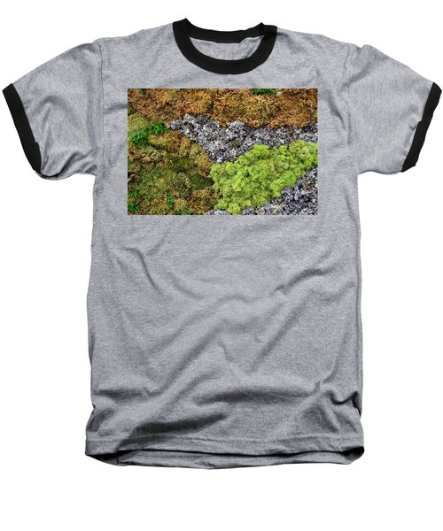 Living Wall Part Two Baseball T-Shirt