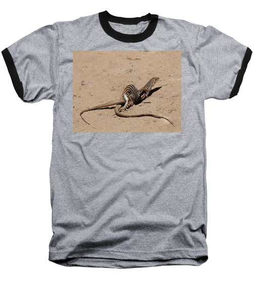 Lizard Love Baseball T-Shirt