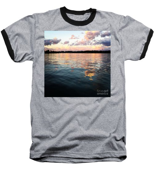 Lkn Water And Sky  I Baseball T-Shirt