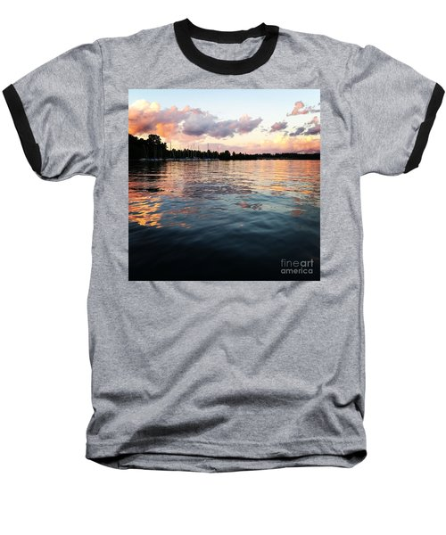 Lkn Water And Sky II Baseball T-Shirt