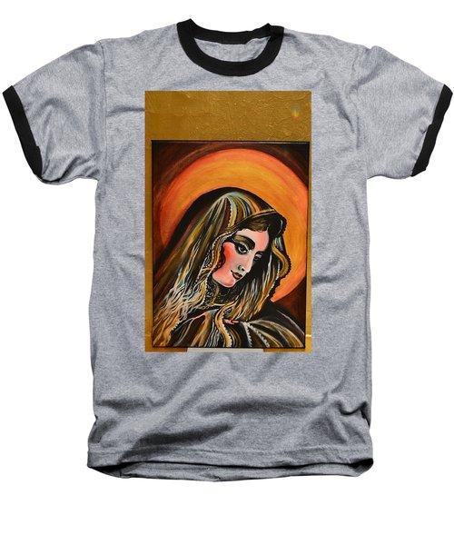 lLady of sorrows Baseball T-Shirt