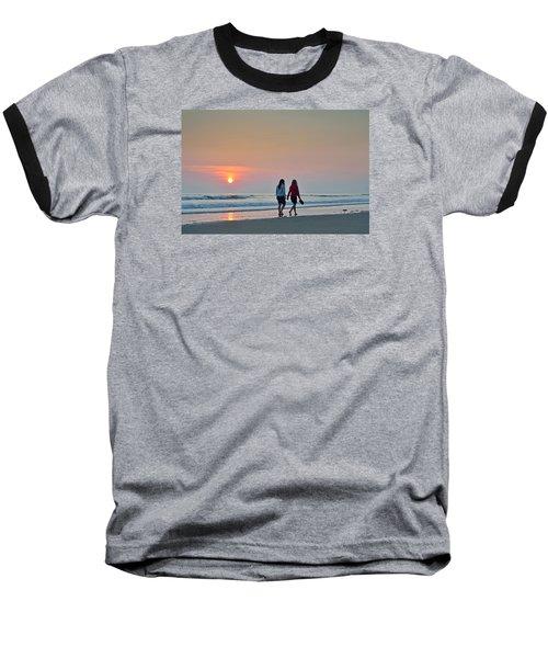 Llangennith Baseball T-Shirt