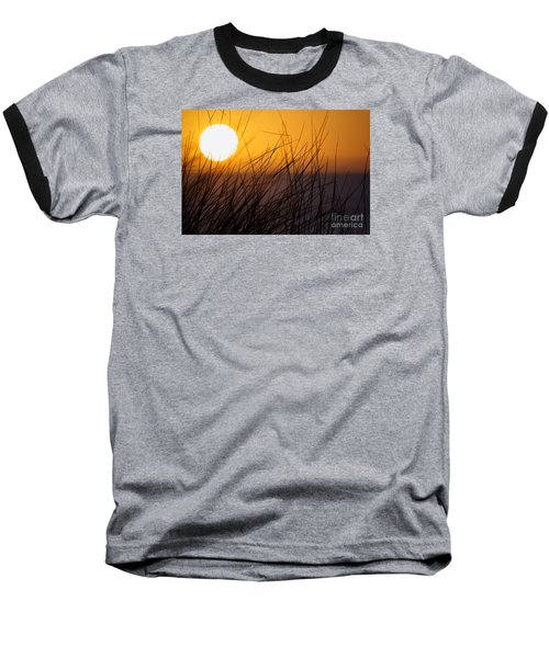 Llangennith Sun Baseball T-Shirt