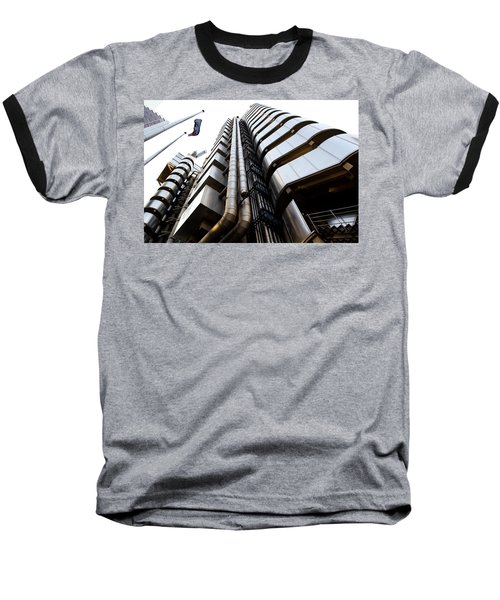 Lloyds Building London  Baseball T-Shirt