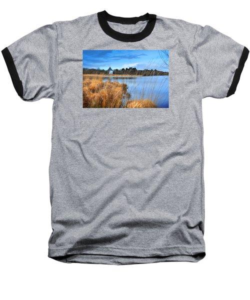 Llyn Llech Owain Country Park 1 Baseball T-Shirt