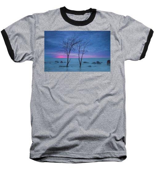 Lm Trees Baseball T-Shirt