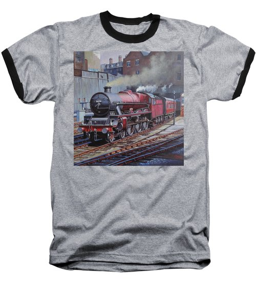Lms Jubilee At New Street. Baseball T-Shirt by Mike  Jeffries