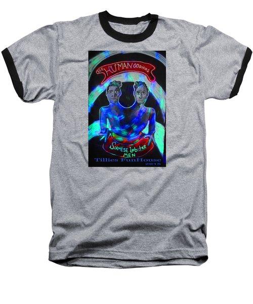 Lobster Men Baseball T-Shirt
