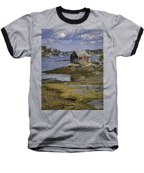 Lobster Shanty Baseball T-Shirt