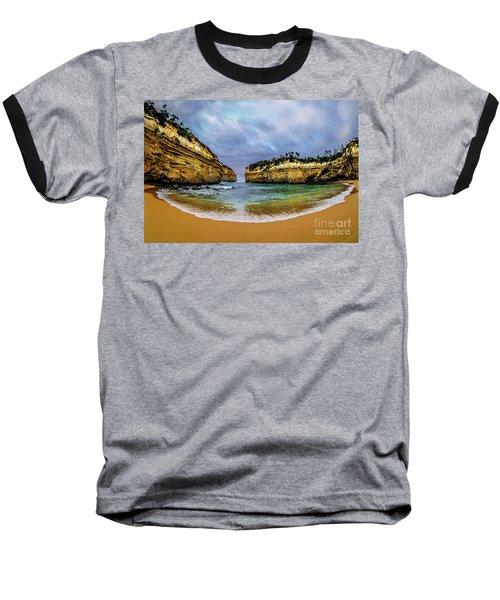 Loch Ard Gorge Baseball T-Shirt