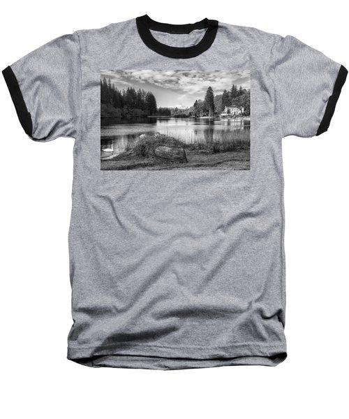 Loch Ard In Aberfoyle Baseball T-Shirt