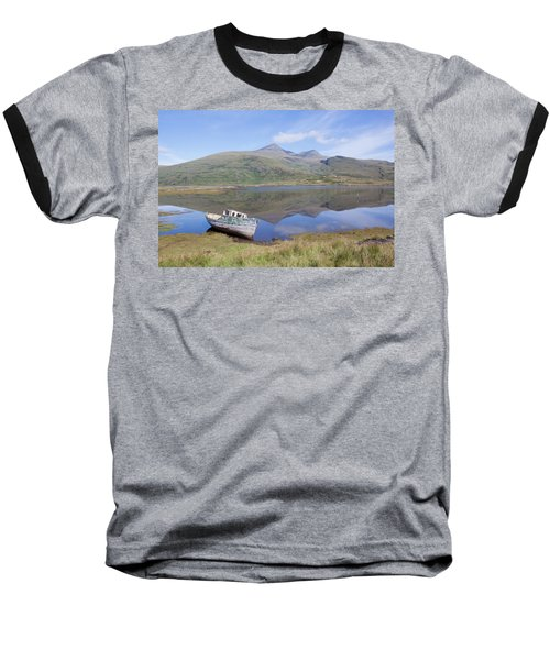 Loch Beg Reflections Baseball T-Shirt