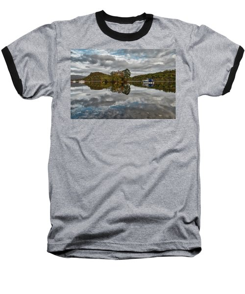 Loch Lomond At Aldochlay Baseball T-Shirt