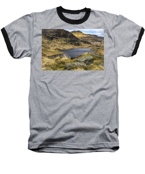 Loch Restil From Rest And Be Thankful Baseball T-Shirt