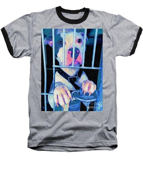 Locked Up Baseball T-Shirt