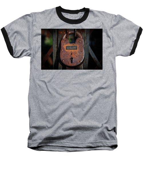 Locked Up Tight Baseball T-Shirt