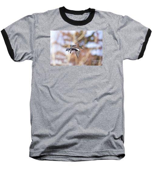 Locked Widgeon Baseball T-Shirt