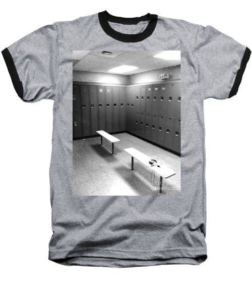 Locker Room Baseball T-Shirt