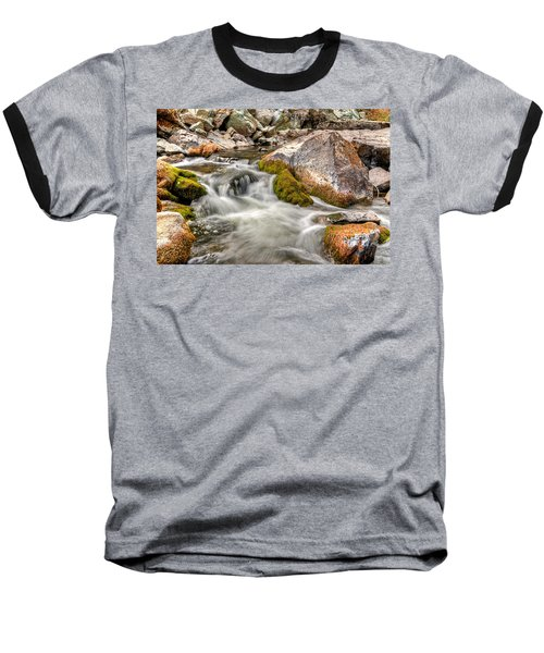 Logan Creek, Montana 2 Baseball T-Shirt