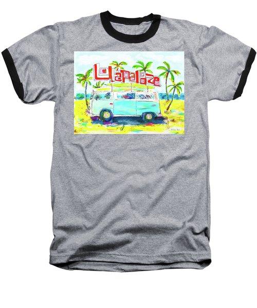 Lollapalooza Baseball T-Shirt